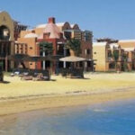 The Sheraton Miramar in El Gouna