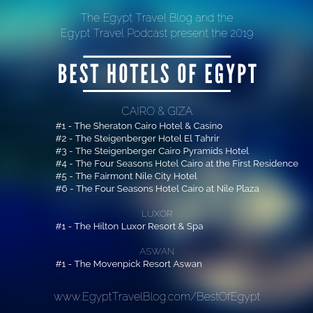 Best Hotels of Egypt 2019 Full List